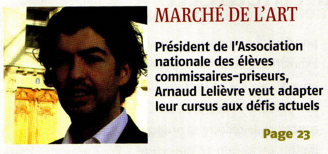 Association Nationale Des lves CommissairesPriseurs  Le Blog Des