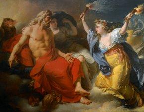 Jupiter et Cérès